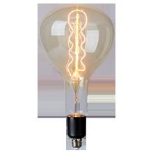 60W R180 Oversized Filament Bulb