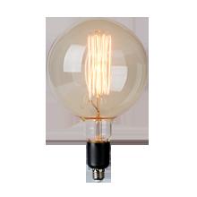 60W G200 Oversized Filament Bulb
