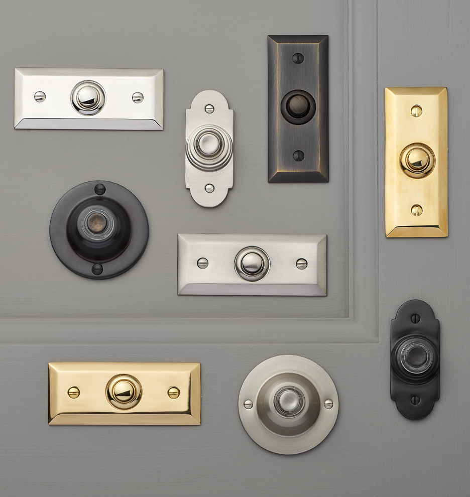 Putman Doorbell Button Rejuvenation