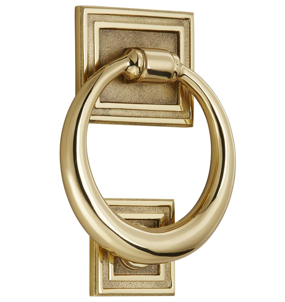 Large Ring Door Knocker