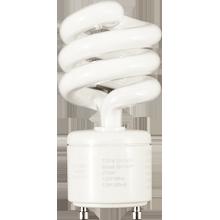 13W Spiral GU24 Bulb