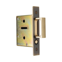 Pocket Door Passage Mortise Kit