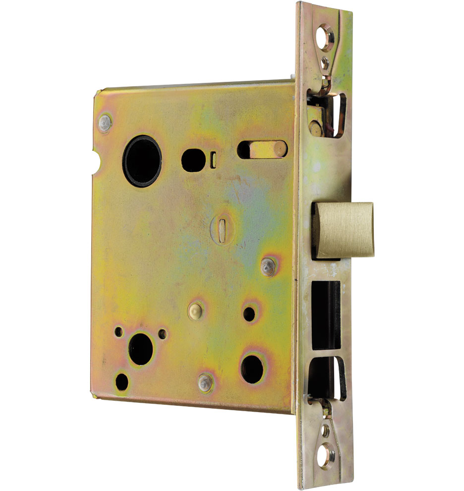 Door Flip Latch passage latch mortise | rejuvenation