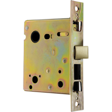 Passage Latch Mortise