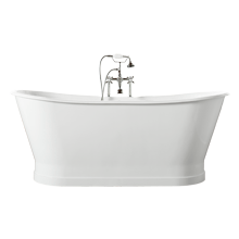 5-1/2' Recor Modern Double-End Tub