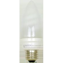 9W B Enclosed CF Bulb