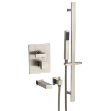 Winslow Thermostatic Shower Tub Set With Handheld