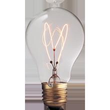 60W Victorian Bulb