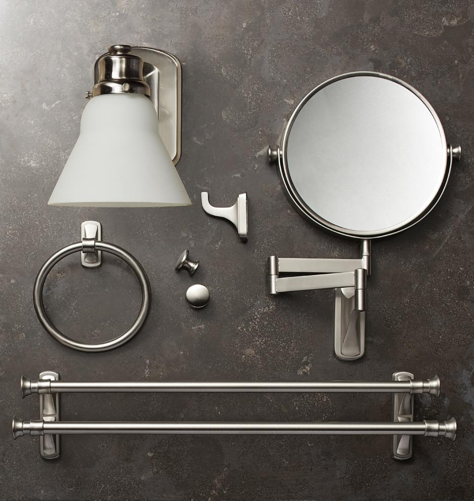 Bathroom Fixtures Vernon vernon mushroom cabinet knob | rejuvenation