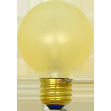25W Gold Globe Bulb