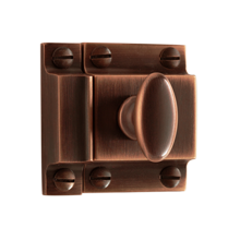 Small Oval Latch