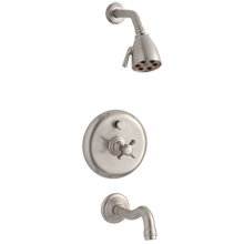 Connor Pressure Balanced Tub Shower Set