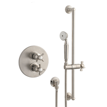 Connor Thermostatic Shower Set With Handheld