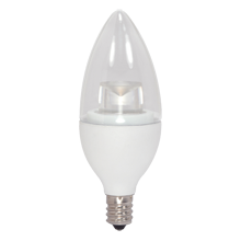 3W Candelabra-Base LED Bulb