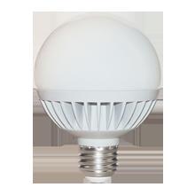 8W G25 Standard-Base LED Globe Bulb