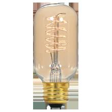 40W Vintage Spiral Filament Bulb