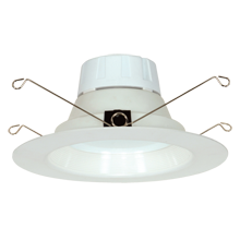 12W LED Recessed Retrofit Kit - 5- to 6-inch