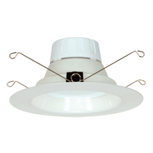 19W LED Recessed Retrofit Kit - 5- to 6-inch