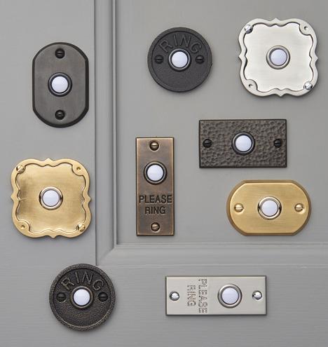 Quot Please Ring Quot Doorbell Button Rejuvenation