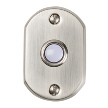 Round Horizontal Doorbell Button