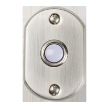 Round Horizontal Doorbell Button