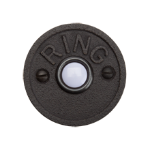"""Ring"" Circle Doorbell Button"
