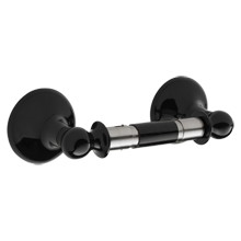 Dunbar Toilet Paper Holder - Black