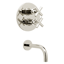 Waterhouse Thermostatic Shower Tub Set