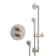 Dunbar Thermostatic Shower Set With Handheld