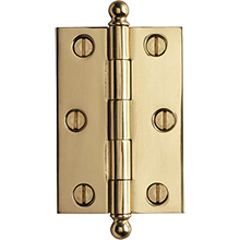 """2-1/2"""" Ball-Tip Hinges"""