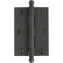 "2-1/2"" Ball-Tip Hinges"