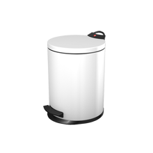 Hailo Short Garbage Can - 3.3 gallon