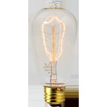 40W Tungsten-Filament Bulb