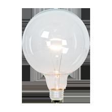 40W G40 Clear Bulb