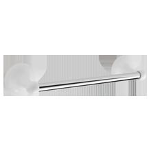 Dunbar Towel Bar - White