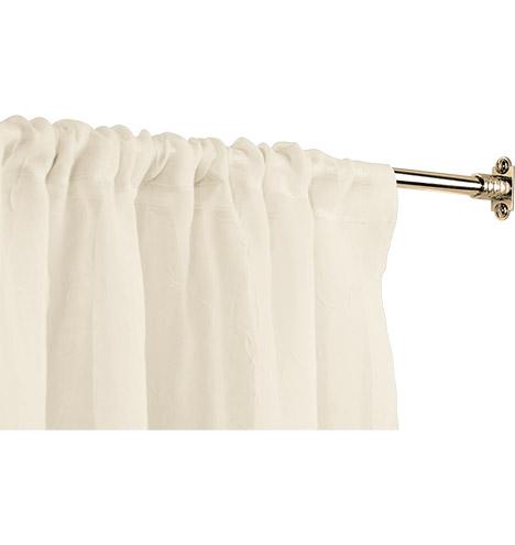 Drapery Rods u0026 Curtain Rings | Rejuvenation