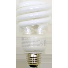 18W Spiral CF Bulb