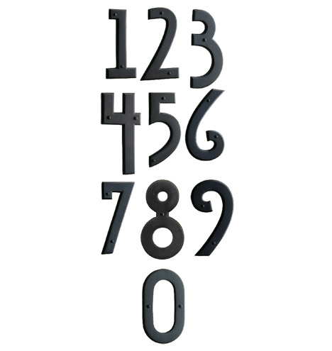 Decorative House Numbers & Mail Slots ejuvenation - ^