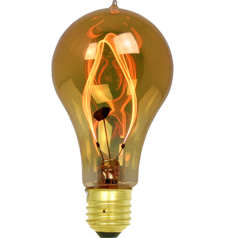 15w carbon filament flicker bulb rejuvenation