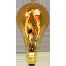 15W Flicker Bulb