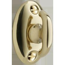 Oval Thumbturn / Keyhole