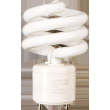 18W Spiral GU24 Bulb