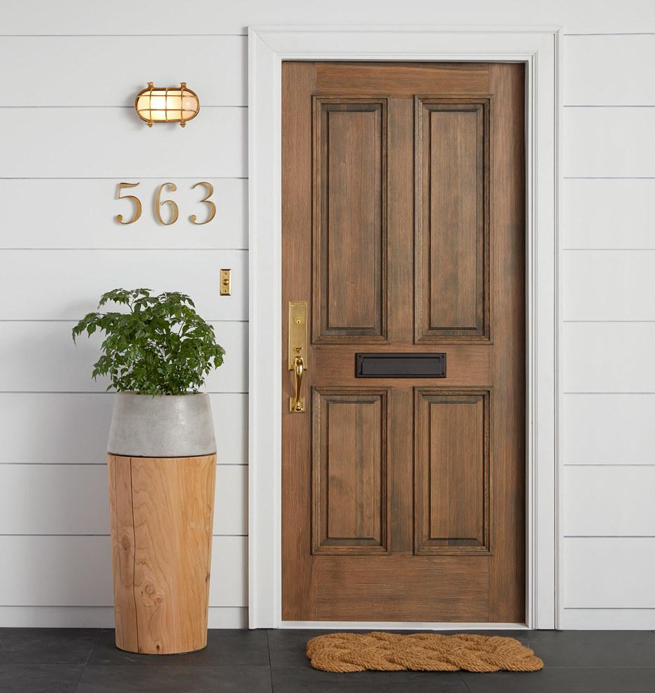 Peterson Prehung Exterior Door Rejuvenation