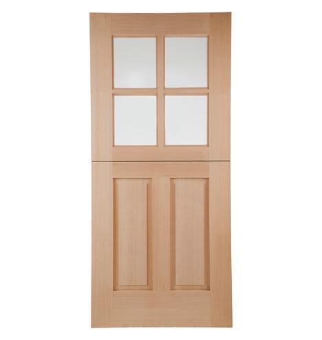 Hyde Prehung Exterior Dutch Door Rejuvenation