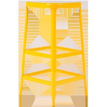 Aurora Industrial Stool - Freesia Yellow