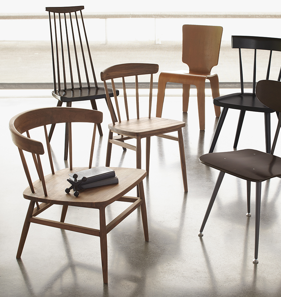 American windsor chair -  150514 Y15b06 Chairs 02 Prop 1040 M