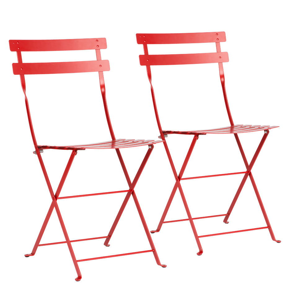 Fermob Bistro Chair Set Rejuvenation