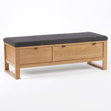 Highland Storage Bench