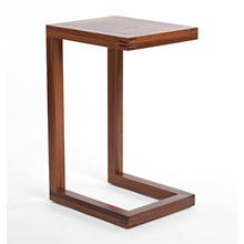 Brewer C-Shape Side Table
