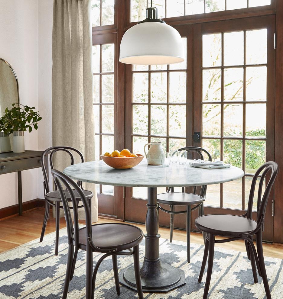 Mirabella Marble Dining Table Rejuvenation